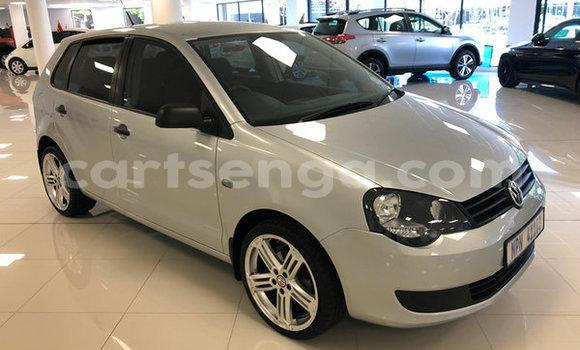 Buy Used Volkswagen Polo Silver Car in Bulembu in Hhohho