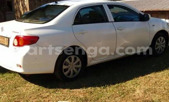 Buy Toyota Corolla White Car in Manzini in Swaziland