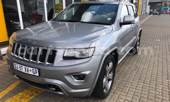 Buy Used Jeep Grand Cherokee Silver Car in Big Bend in Lubombo District