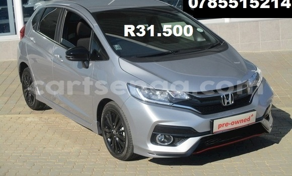Buy Used Honda Jazz Silver Car in Big Bend in Lubombo District