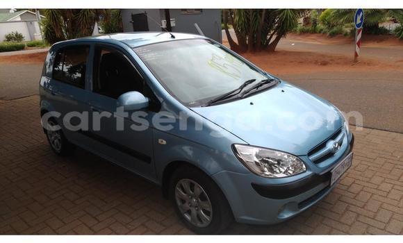 Buy Used Hyundai Getz Blue Car in Mbabane in Manzini