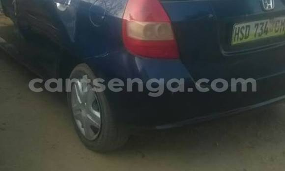 Buy Honda Fit Black Car in Manzini in Swaziland