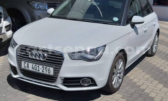 Buy Used Audi A1 White Car in Mbabane in Manzini
