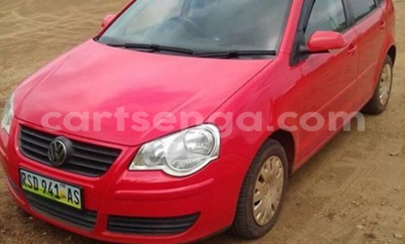 Buy Volkswagen Polo Red Car in Manzini in Swaziland