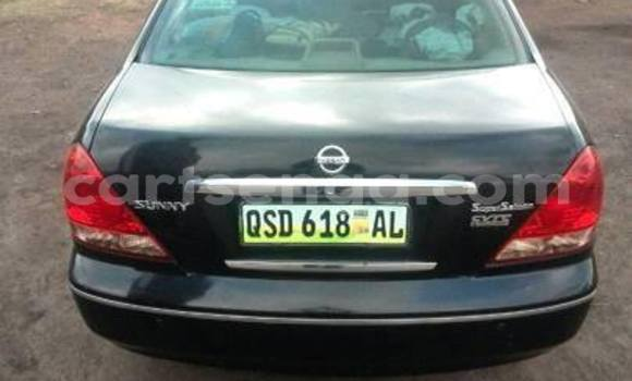 Buy Nissan Sunny Black Car in Manzini in Swaziland