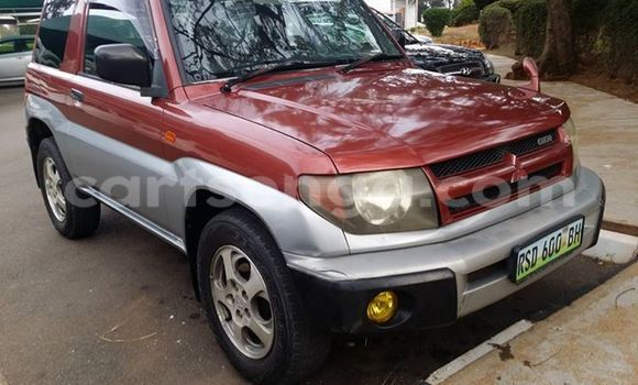Buy Mitsubishi Pajero Red Car in Manzini in Swaziland