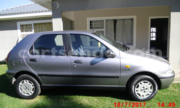 Buy Fiat Palio Silver Car in Mbabane in Swaziland