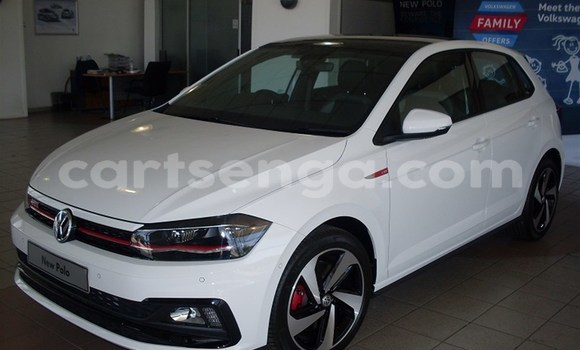 Acheter Occasion Voiture Volkswagen Polo GTI Blanc à Ezulwini, Hhohho