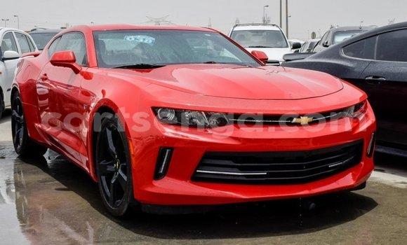 Buy Import Chevrolet Camaro Red Car in Import - Dubai in Hhohho