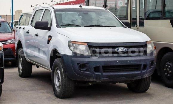 Buy Import Ford Ranger White Car in Import - Dubai in Hhohho