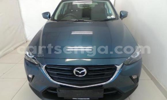 Buy Used Mazda CX-3 Blue Car in Manzini in Manzini