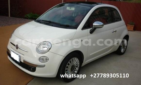 Buy Fiat Punto White Car in Manzini in Swaziland