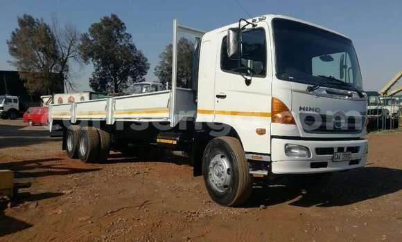 Acheter Occasion Utilitaire Hino Ranger Blanc à Manzini, Manzini