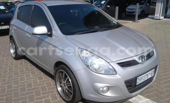 Buy Used Hyundai i20 Silver Car in Manzini in Manzini