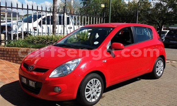 Buy Used Hyundai i20 Red Car in Mbabane in Manzini