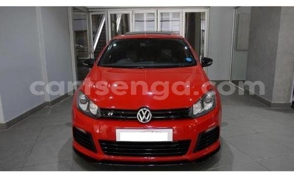 Buy Used Volkswagen Golf R Red Car in Manzini in Manzini