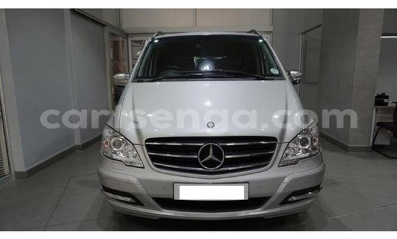 Buy Used Mercedes‒Benz Viano Silver Car in Manzini in Manzini