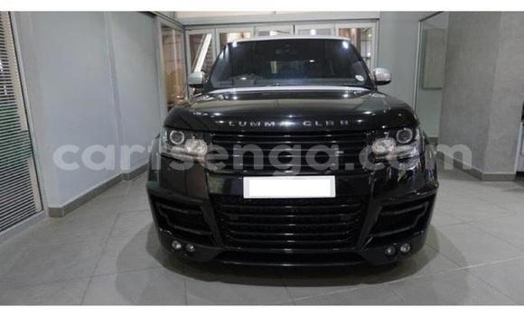 Buy Used Land Rover Range Rover Sport Black Car in Manzini in Manzini