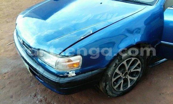 Buy Used Toyota Corolla Blue Car in Manzini in Swaziland