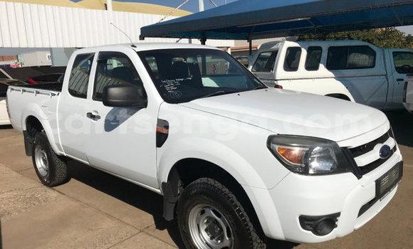 Buy Used Ford Ranger White Car in Ezulwini in Hhohho