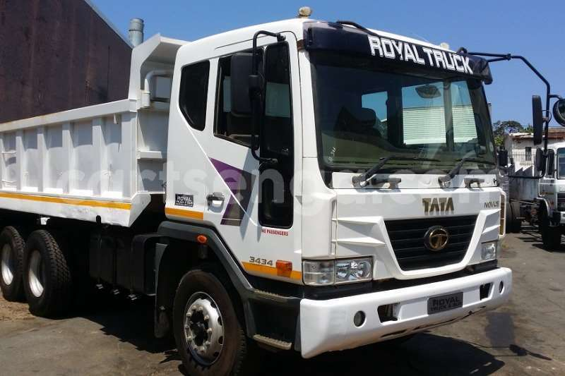 Big with watermark tata truck tipper novus 3434 2012 id 62618865 type main