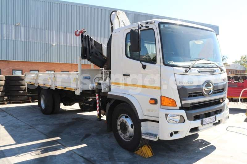 Big with watermark hino truck crane truck 500 1627 dropside with bonfiglioni 2018 id 63061705 type main 1