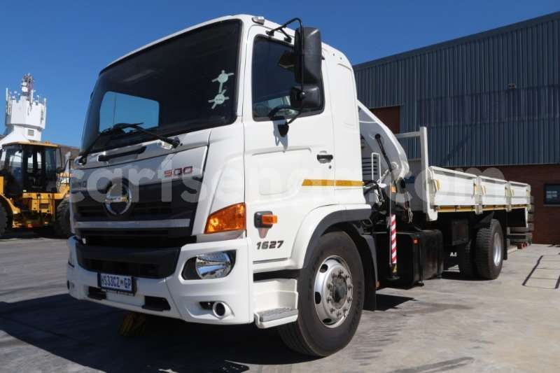 Big with watermark hino truck crane truck 500 1627 dropside with bonfiglioni 2018 id 63061701 type main 1