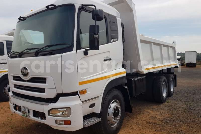 Big with watermark ud truck tipper nissan ud390 10 cube tipper 2010 id 60197991 type main