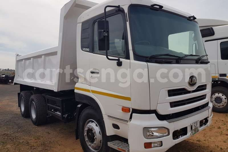 Big with watermark ud truck tipper nissan ud390 10 cube tipper 2010 id 60197994 type main