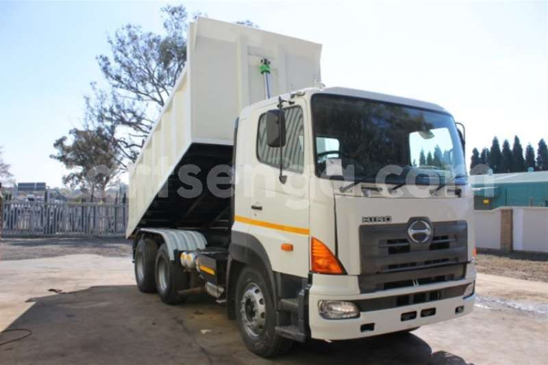 Big with watermark hino truck tipper 700 tipper 2010 id 58702298 type main