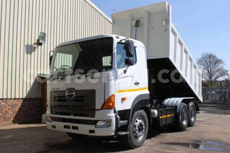 Big with watermark hino truck tipper 700 tipper 2010 id 58702300 type main