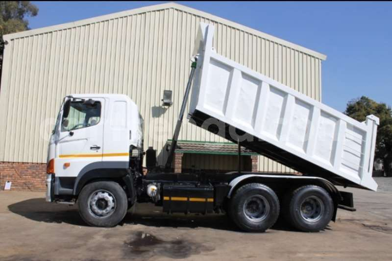 Big with watermark hino truck tipper 700 tipper 2010 id 58702301 type main