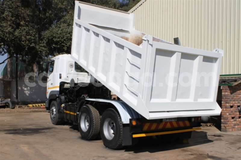Big with watermark hino truck tipper 700 tipper 2010 id 58702302 type main