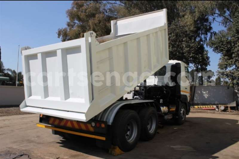 Big with watermark hino truck tipper 700 tipper 2010 id 58702304 type main