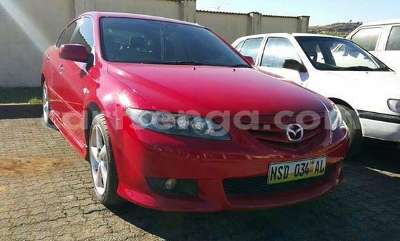 Buy Used Mazda 6 Red Car in Manzini in Swaziland
