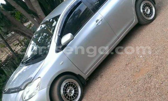 Buy Used Toyota Yaris Silver Car in Manzini in Swaziland