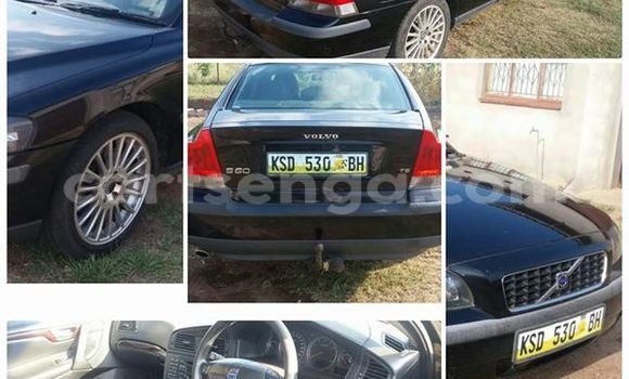 Buy Used Volvo S80 Black Car in Manzini in Swaziland