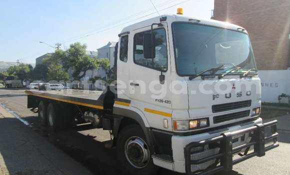 Buy Used Mitsubishi L400 White Truck in Mbabane in Manzini