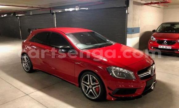 Buy Used Mercedes‒Benz R–Class Red Car in Bhunya in Manzini
