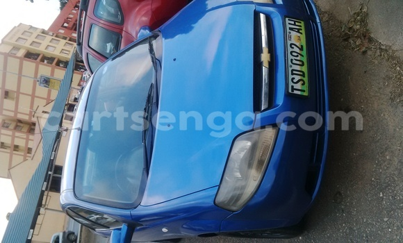 Buy Used Chevrolet Camaro Blue Car in Mbabane in Swaziland
