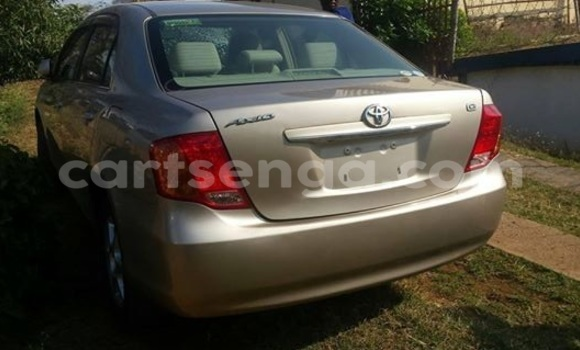 Buy Used Toyota Axio Silver Car in Manzini in Swaziland