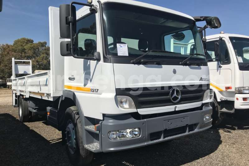 Big with watermark mercedes benz truck dropside atego 1517 dropside with tail lift 2008 id 63000751 type main
