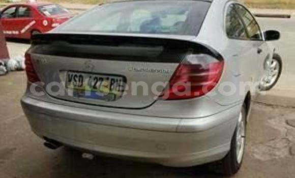 Buy Used Mercedes‒Benz KOMPRESSOR Silver Car in Manzini in Swaziland