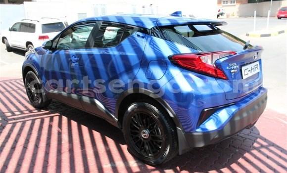 Buy Used Toyota C-HR Blue Car in Mbabane in Manzini