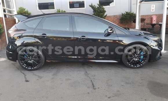 Buy Used Ford Focus Black Car in Mhlume in Swaziland