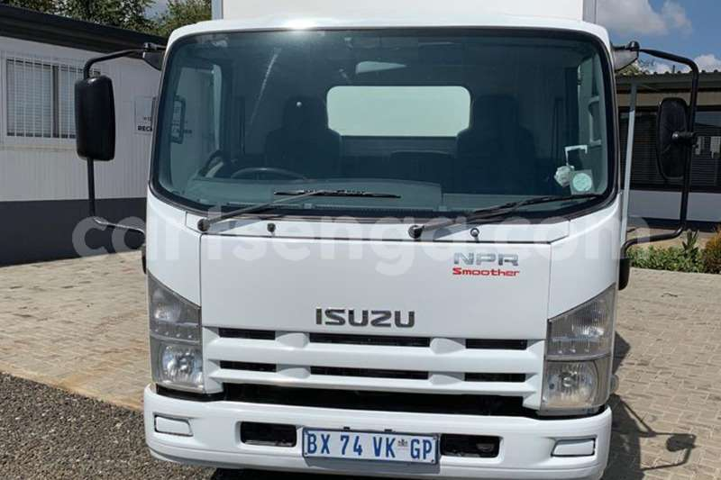 Big with watermark isuzu truck closed body npr400 amt 2012 id 62638471 type main
