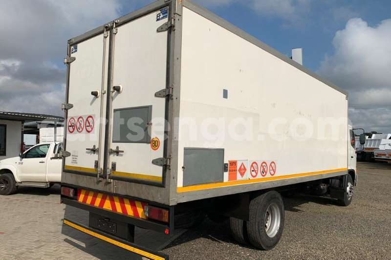 Big with watermark hino truck closed body 500 1626 lwb 2010 id 62154269 type main