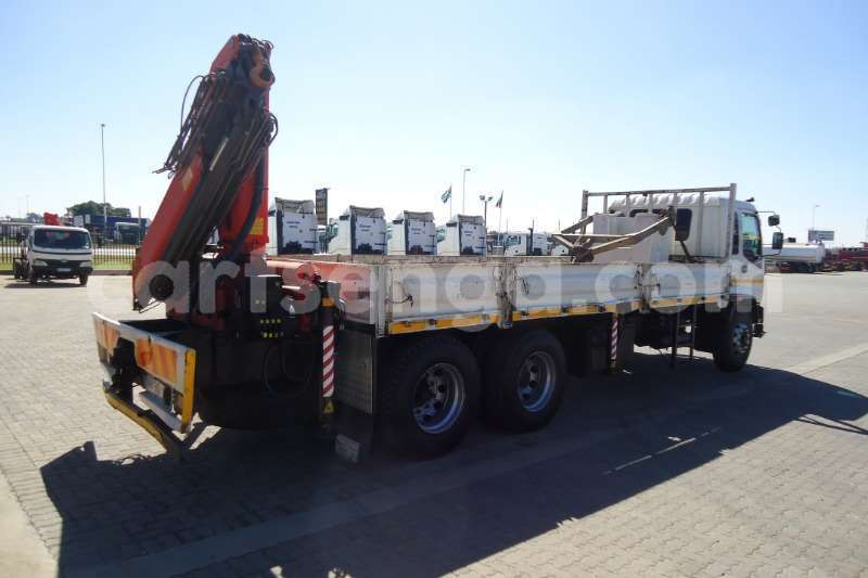 Big with watermark isuzu truck crane truck isuzu ftm 1200 with pk 15500 crane 6x extentions 2008 id 63092570 type main