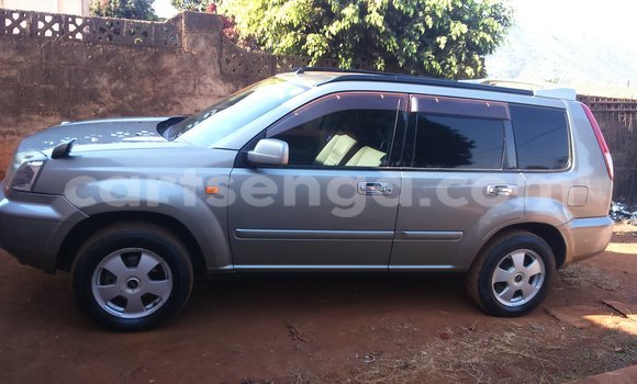 Buy Used Nissan X-Trail Silver Car in Manzini in Swaziland