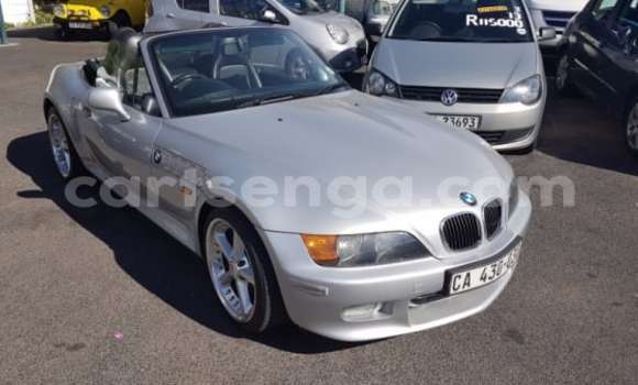 Buy Used BMW Z3 Silver Car in Manzini in Swaziland